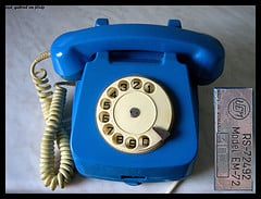 first telephone call dating