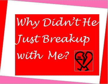 dating a man who just broke up
