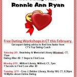 Dating Workshops in CT Starting Saturday, 2/10