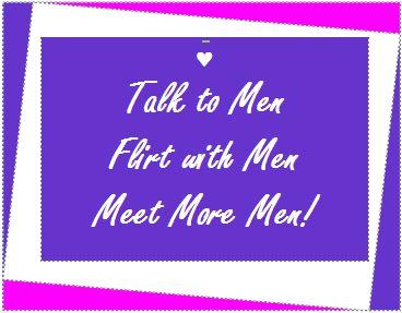 flirt with men, meet men, find love, dating coach