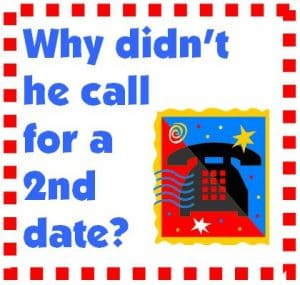 dating questions, why didn't he call, dating coach, find love