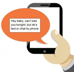 understanding men, texting him, dating coach, online dating
