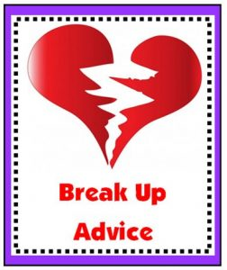 Break Up Advice