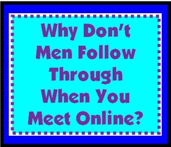 Why online dating dont work