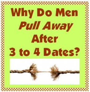 Why men pull away