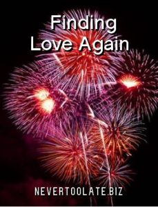 finding love again fireworks