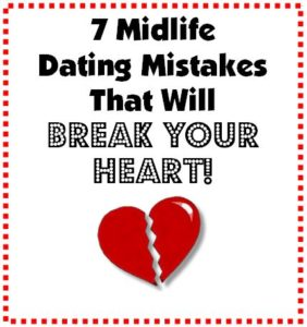 dating mistakes