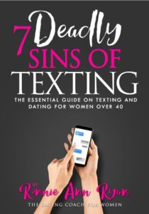 Dating after 40 what texting means