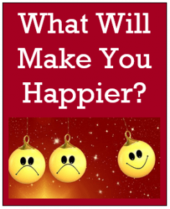 what will make you happier