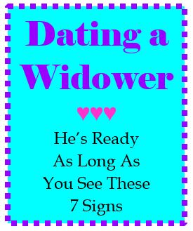 How to start dating again as a widow