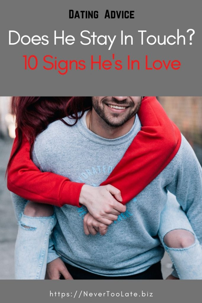 A too busy signs for relationship 20 Signs