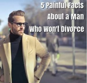 Dating a man who is not divorced