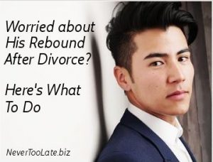 rebound after divorce