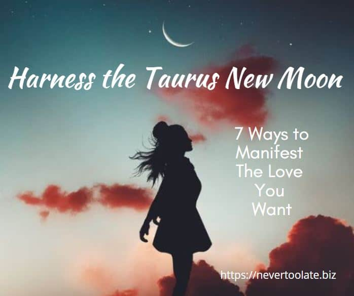 taurus new moon