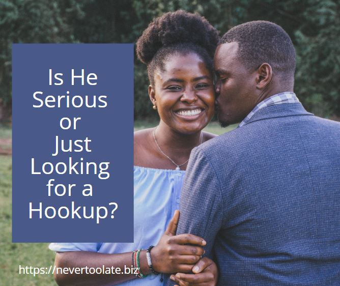 signs he wants a hookup
