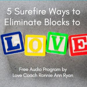 eliminate blocks to love