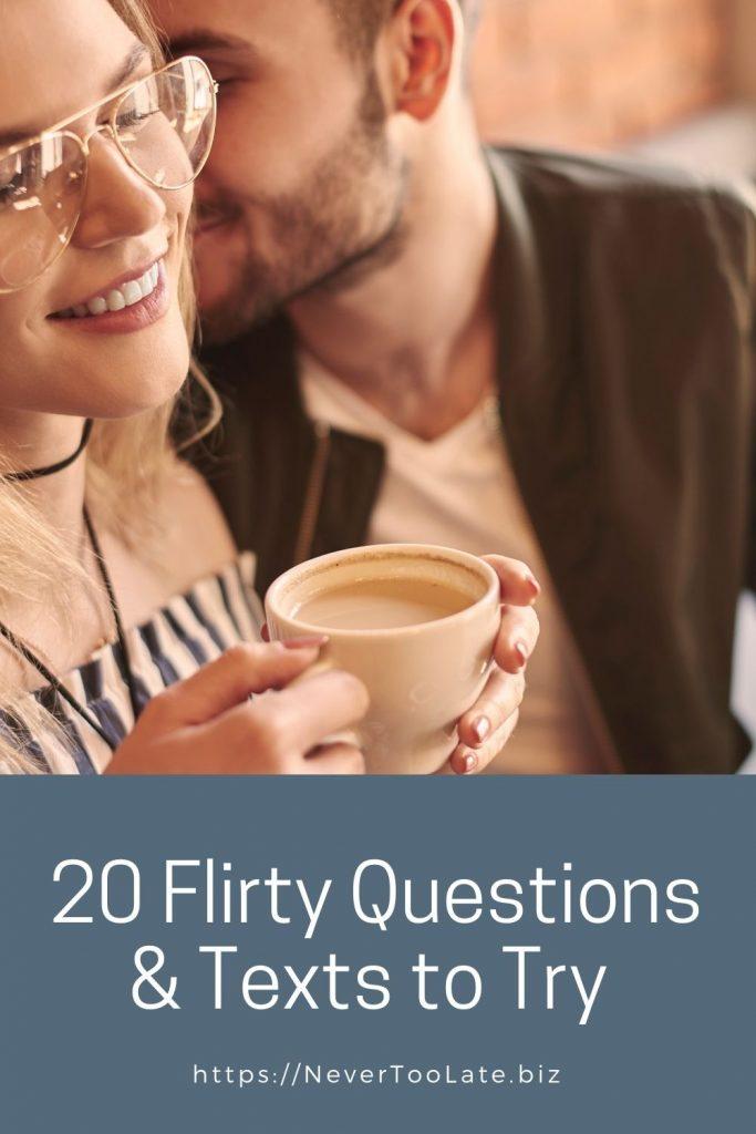 20 flirty questions