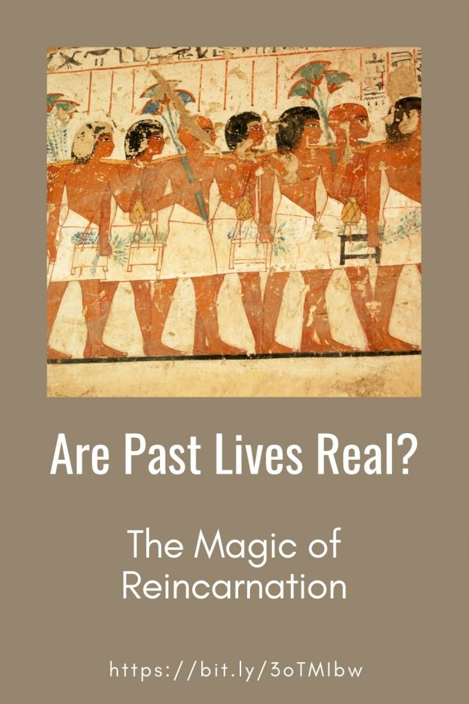 did you have a past life in ancient Egypt