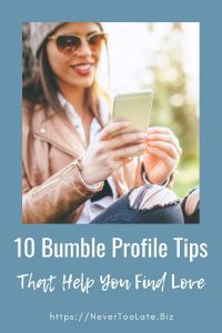 tips for creating a great Bumble profile