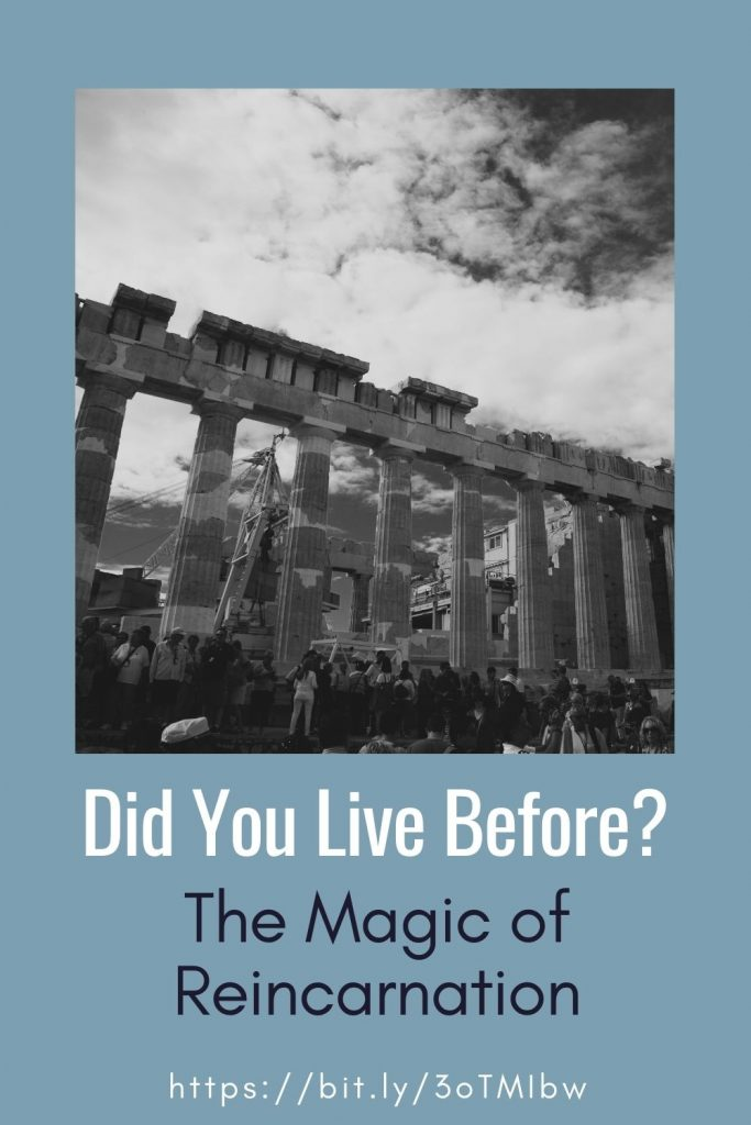 discover the magic of your past lives
